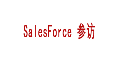 SalesForce 参访